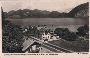 Österreich - Österreich - Gschwandt - Gasthof zum Gamsjaga - ca. 1955