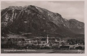 Österreich - Österreich - Großgmain - mit Untersberg - ca. 1960