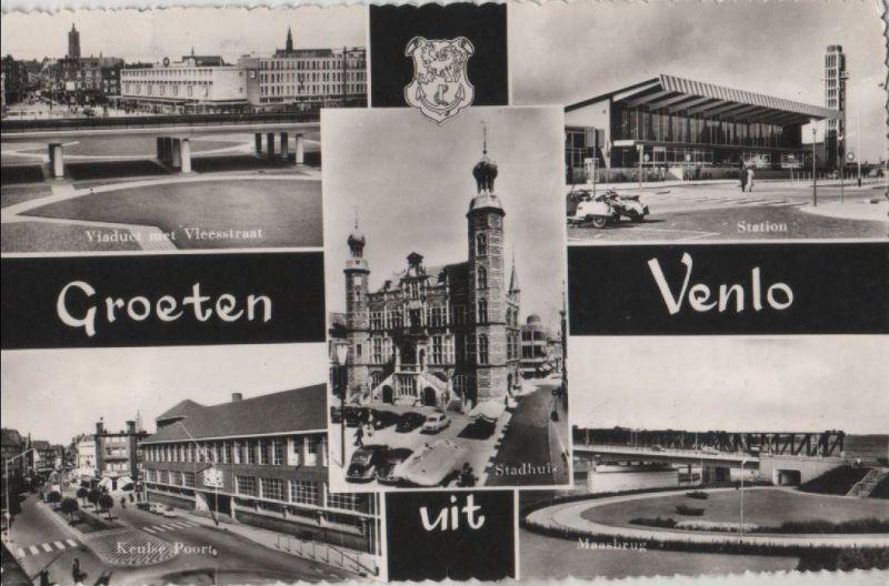 Niederlande - Niederlande - Venlo - u.a. Maasbrug - 1961