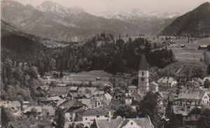 Österreich - Österreich - Bad Aussee mit Totes Gebirge - ca. 1965