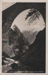 Österreich - Österreich - Mallnitz - Dösenviadukt, Blick gegen Polinik - 1938
