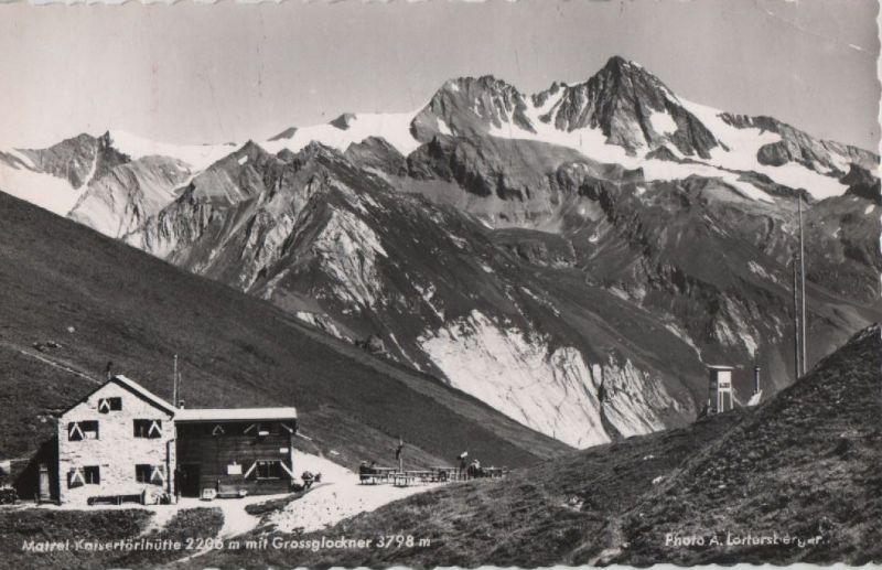 Österreich - Österreich - Matrei in Osttirol - Kaisertörlhütte - 1959