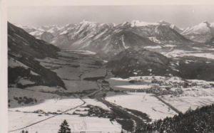 Österreich - Österreich - Mösern bei Seefeld i.T. - Talblick - ca. 1955