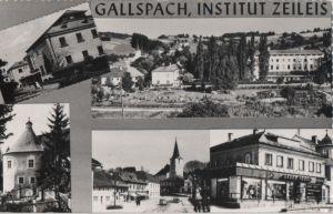 Österreich - Österreich - Gallspach - Institut Zeileis - 1962