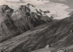 Österreich - Österreich - Hochsölden mit Schwarzer Schneid - ca. 1965