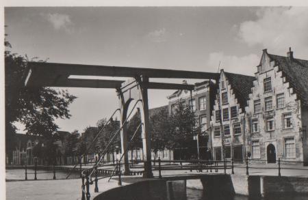 Niederlande - Niederlande - Hoorn - Onder de Boompjes - ca. 1955