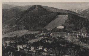 Österreich - Österreich - Semmering - Hotel Panhans u. Pinkenkogel - ca. 1945