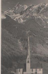 Österreich - Österreich - Oetz in Tirol mit Acherkogel - ca. 1955