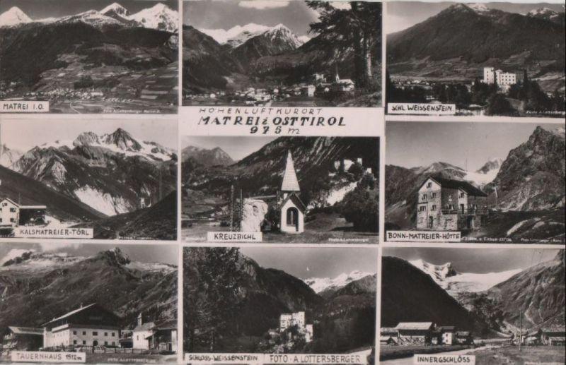 Österreich - Österreich - Matrei in Osttirol - u.a. Totale - 1959