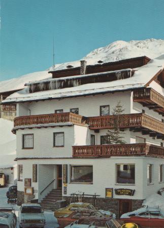 Österreich - Österreich - Obergurgl Tirol - Hotel Fender - ca. 1975