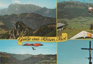 Österreich - Österreich - Grüsse aus Kössen in Tirol - 1985