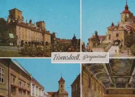 Österreich - Österreich - Eisenstadt - Burgenland - 1989