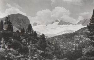 Österreich - Österreich - Dachstein bei Obertraun - ca. 1955