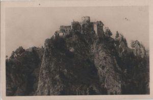 Österreich - Österreich - Semmering - Ruine Klamm - 1923