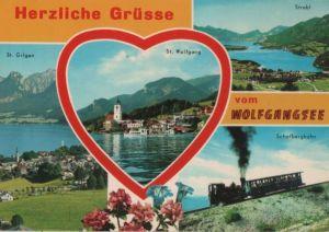 Österreich - Österreich - Wolfgangsee - u.a. mit St. Gilgen - 1977
