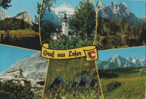 Österreich - Österreich - Lofer - u.a. Enzian - 1982