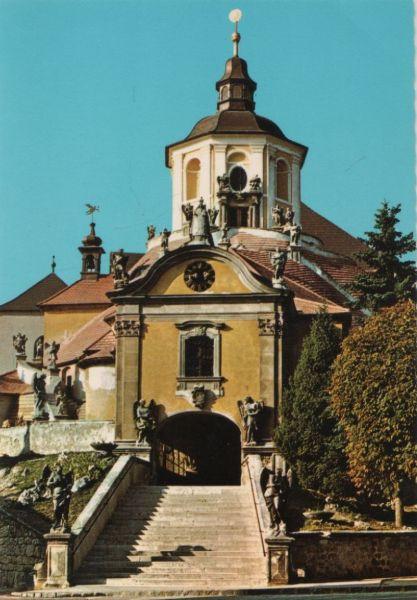 Österreich - Österreich - Eisenstadt - Bergkirche - ca. 1980