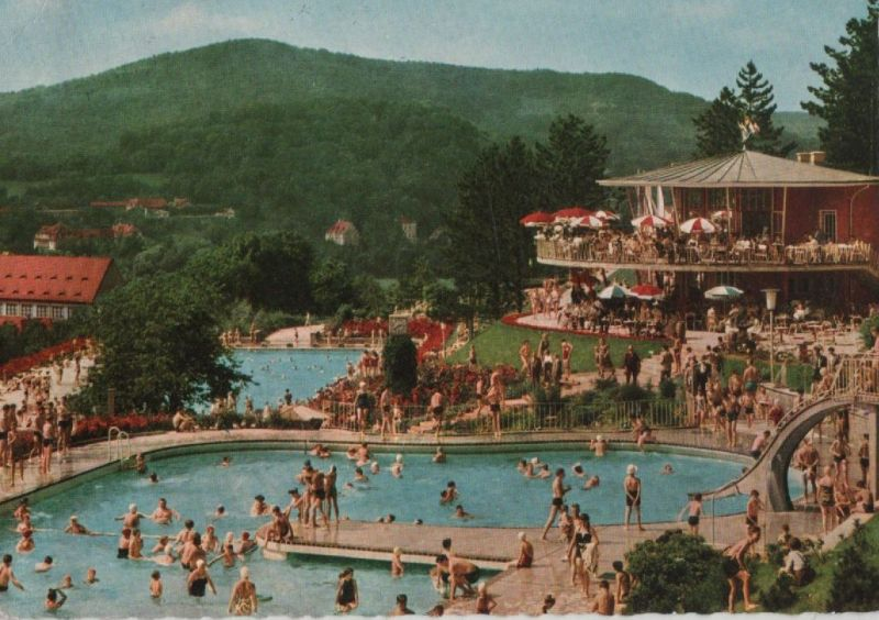 Schwimmbad Bad Kissingen