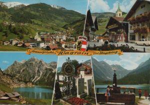 Österreich - Österreich - Wagrain - u.a. Tappenkarsee - ca. 1980