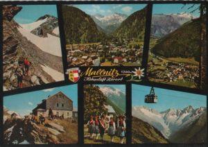 Österreich - Österreich - Mallnitz - u.a. Ankogel-Seilbahn - 1973