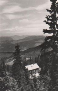 Österreich - Österreich - Murauerhütte der Sektion Murau - ca. 1955