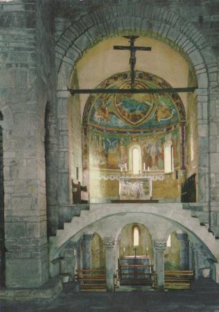 Schweiz - Schweiz - Giornico - San Nicolao - ca. 1955