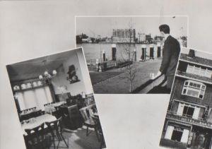 Niederlande - Niederlande - Dordrecht - Hotel De Blauwpoort - ca. 1965