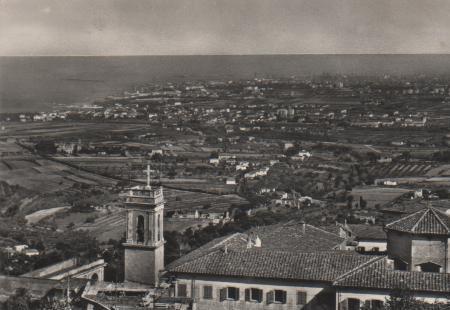 Italien - Italien - Livorno - Panorama - ca. 1970