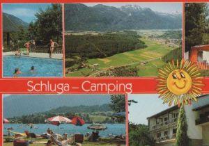 Österreich - Österreich - Hermagor-Vellach - Schluga-Camping - ca. 1975
