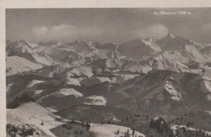 Österreich - Österreich - Hohe Tauern vom Wendelstein - 1935