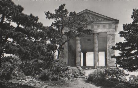 Österreich - Österreich - Mödling Hinterbrühl - Husarentempel - ca. 1955