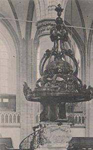 Niederlande - Niederlande - Dordrecht - Preekstoel in de Groote Kerk - ca. 1935