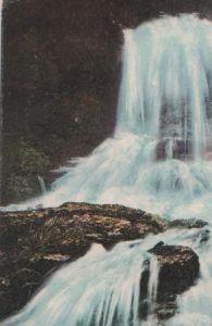 Schweiz - Schweiz - Lauenen bei Saanen - Artbach Wasserfall - ca. 1935