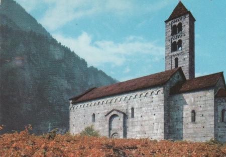 Schweiz - Schweiz - Giornico - Monumento Nationale - ca. 1965