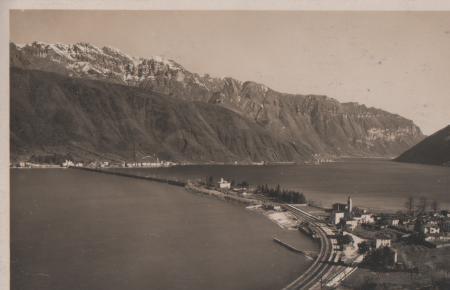 Schweiz - Schweiz - Melide - La Punta e Monte Generoso - 1926