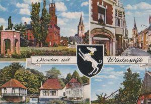 Niederlande - Niederlande - Groeten uit Winterswijk - ca. 1975