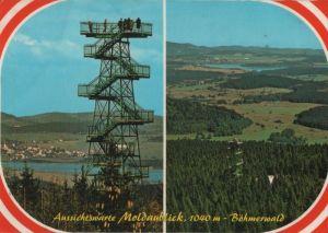 Österreich - Österreich - Ulrichsberg - Aussichtswarte Moldaublick - 1981