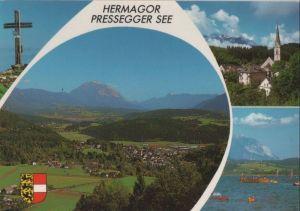 Österreich - Österreich - Hermagor - Pressegger See - ca. 1985