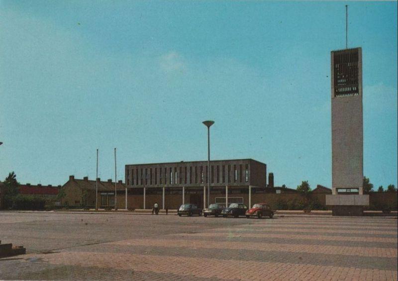 Niederlande - Niederlande - Heerhugowaard - Raadhuis - ca. 1980