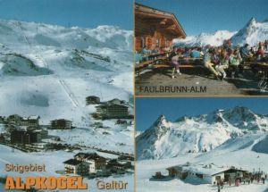 Österreich - Österreich - Galtür - Skigebiet Alpkogel - 2009