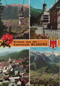 Österreich - Österreich - Bludenz - mit 4 Bildern - 1973