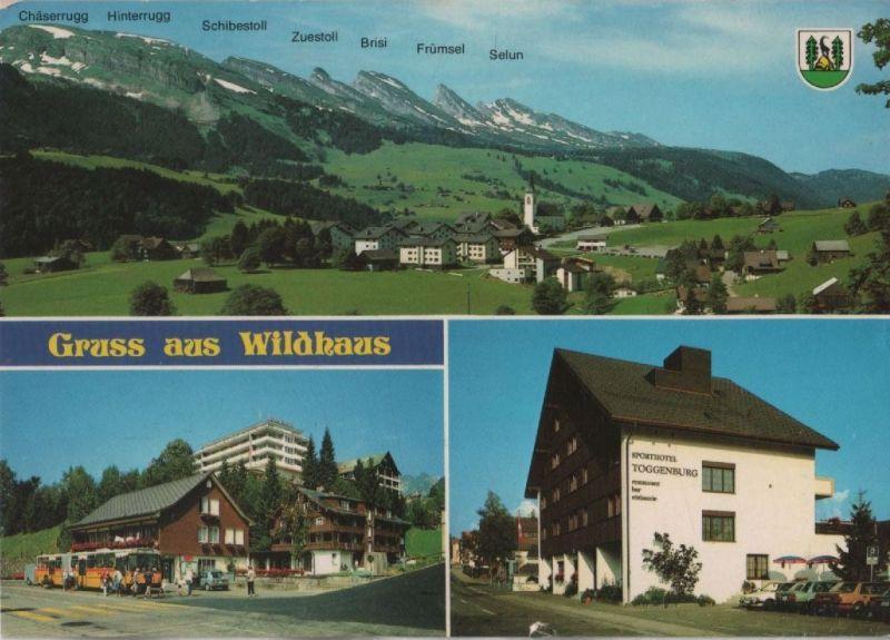 Schweiz - Schweiz - Wildhaus - mit 3 Bildern - ca. 1980