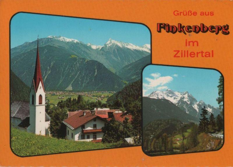 Österreich - Österreich - Finkenberg - mit 2 Bildern - 1973