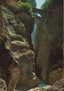 Schweiz - Schweiz - Thusis - Viamalaschlucht - ca. 1985