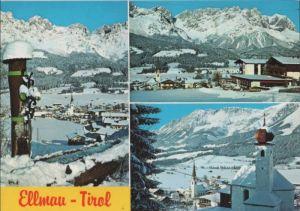 Österreich - Österreich - Ellmau - 3 Teilbilder - 1991