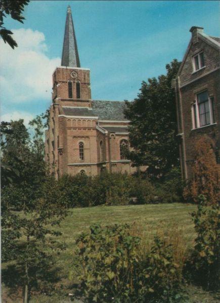 Niederlande - Niederlande - Heerhugowaard - N.H. Kerk - ca. 1980