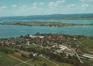 Schweiz - Schweiz - Ermatingen - Flugaufnahme - ca. 1980