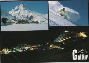 Österreich - Österreich - Galtür - u.a. Nachtschilauf-Strecke - 2011