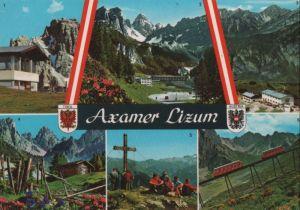Österreich - Österreich - Axamer Lizum - u.a. Gipfelrast - 1981