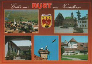 Österreich - Österreich - Rust - u.a. Störche - ca. 1985